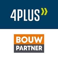 4PLUS Bouwmaterialen Logo