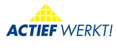 Actief Werkt Logo