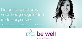 Be Well Zorgprofessionals Logo