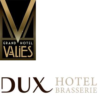 Hotel Dux & Grand Hotel Valies Logo