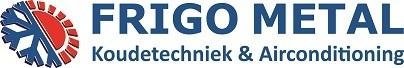Frigo Metal Logo