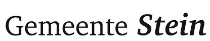 gemeente Stein Logo