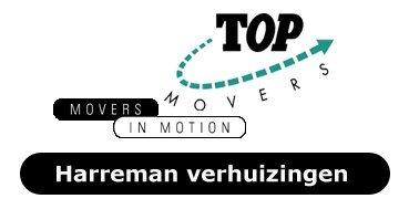 Harreman Verhuizingen Logo