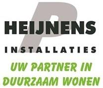 P. Heijnens Installaties Logo
