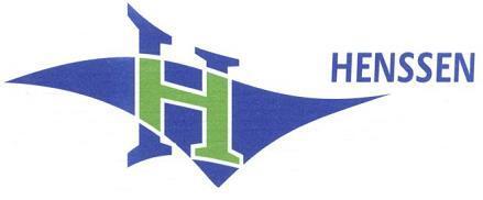 Henssen-Redding Groep Logo