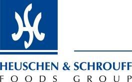 Heuschen & Schrouff Foods Group Logo