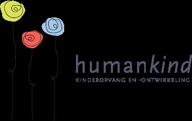 Humankind kinderopvang en- ontwikkeling Logo