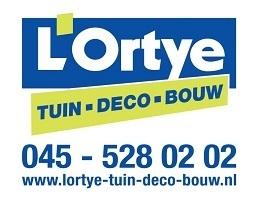 L'Ortye Tuin-Deco-Bouw Logo