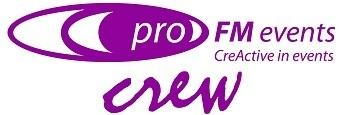 PRO FM Events Logo