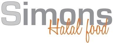 Simons Halal Food Logo