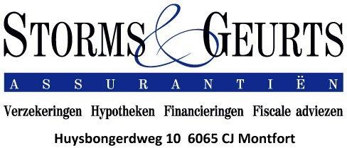 Storms & Geurts Assurantien Logo